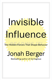 Invisible Influence - The Hidden Forces That Shape Behavior
